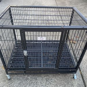 Dog crate Large for Sale in Danville, CA