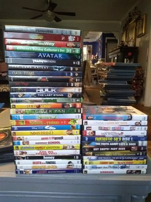 Kids DVDs - G or PG rated for Sale in Bladensburg, MD