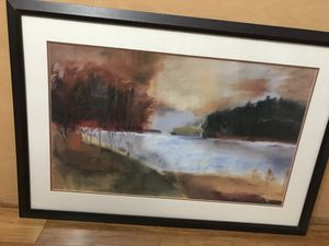 Painting with frame for Sale in Atlanta, GA