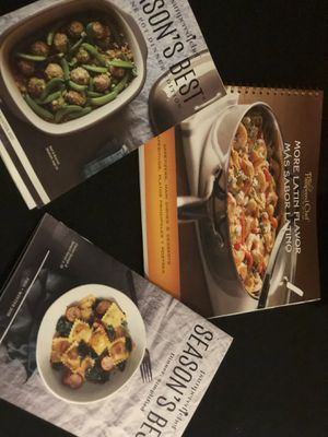 Pampered Chef Cook Books for Sale in Port St. Lucie, FL