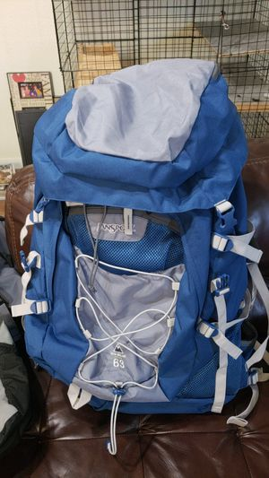 Jansport Big Gear 63 hiking backpack for Sale in Katy, TX