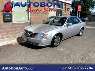 2007 Cadillac DTS for Sale in Portland,  OR