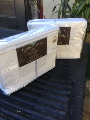 Twin sheet sets for Sale in Los Angeles, CA