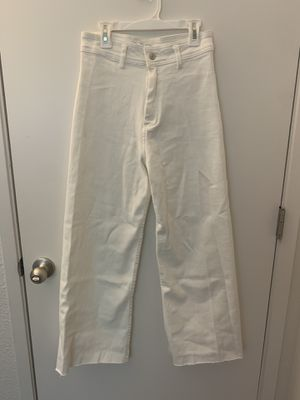 Brand new never worn womens wide leg pants for Sale in Portland, OR