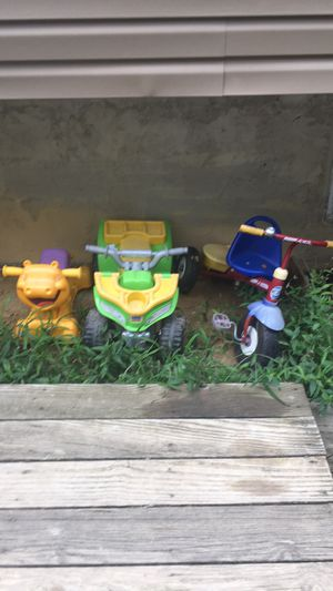 Little kids rideable toys for Sale in Lindenwold, NJ