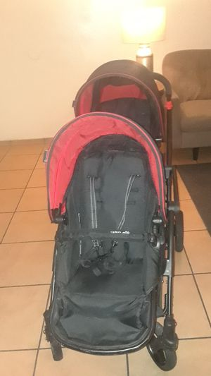 Contours options elite double baby stroller for Sale in Spring Valley, CA