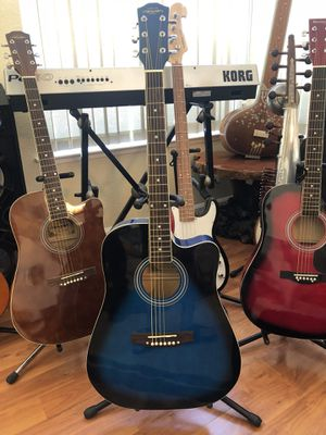 Acoustic Guitar Brand New Full size for Sale in Fremont, CA