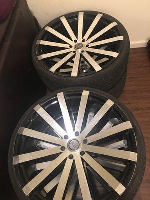 26s rims for Sale in Denver, CO