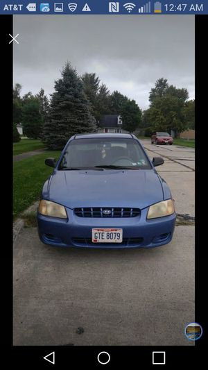 2002 Hyundai accent gl for Sale in Norwalk, OH