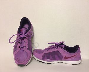 Ladies purple size 11 Nike sneaker/shoe for Sale in Lehigh Acres, FL