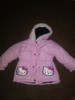 Pink Hello Kitty jacket 3T for Sale in Upland, CA