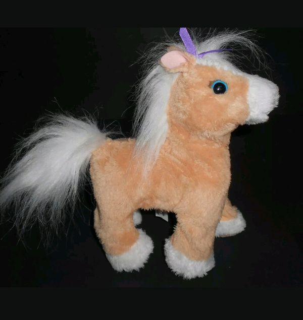 "Furreal Friends Butterscotch ""My Walkin Pony ""Interactive w/Sounds"