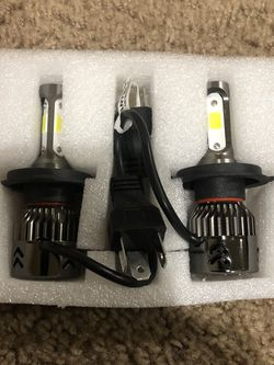 *****H4 HB2 9003 LED headlight bulbs***** for Sale in Des Moines,  WA
