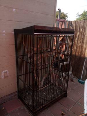 XL bird cage for Sale in Richmond, CA