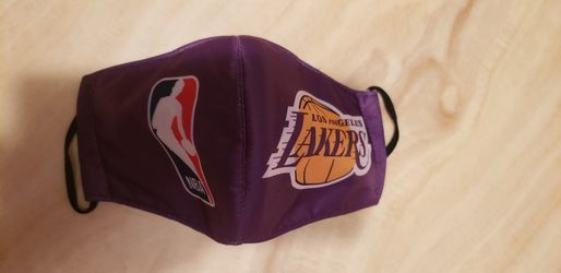 Lakers Basketball Adult Face Mask Double Layer for Sale in Los Angeles,  CA