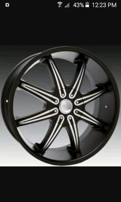22 INCH RIMS for Sale in Charlotte,  NC