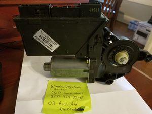 Window Regulator Motor LH RR Dr for Sale in Beeville, TX