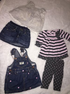 Baby girl clothes for Sale in Bloomington, CA
