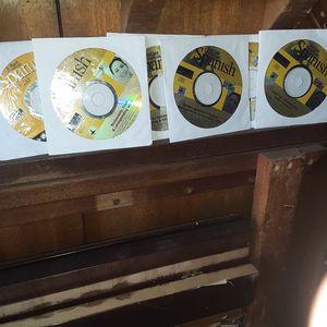 Learn Spanish CD-Rom set for Sale in Pasadena, TX