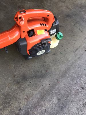 Husqvarna gas leaf blower excellent shape for Sale in Waterford Township, MI