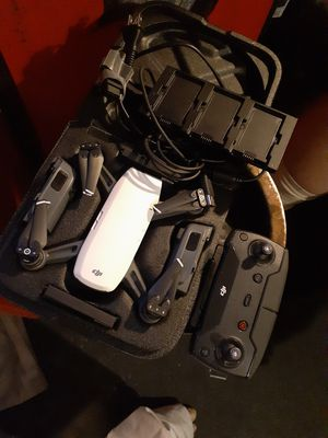 dji spark fly more combo for Sale in North Las Vegas, NV