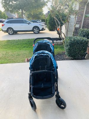 Contours elite double stroller for Sale in Hickory Creek, TX