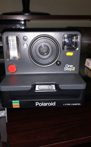 Polaroid i-Type camera and film for Sale in Murrysville, PA