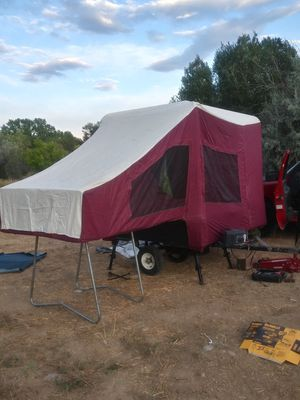 Waterproof motorcycle tent trailer for Sale in Thornton, CO