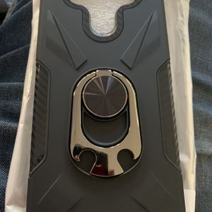 LG K51 Black Protective Case With Kickstand for Sale in Bakersfield, CA