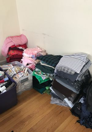 Fabric Lots for Sale, used for sale  Teaneck, NJ