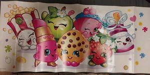 Shopkins wall sticker/decor for Sale in San Diego, CA