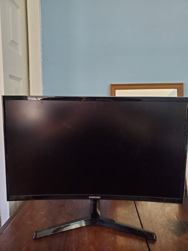 Samsung CF396 Curved LED Monitor