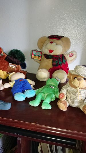Plush toy stuffed animals new $10 each for Sale in Phoenix, AZ