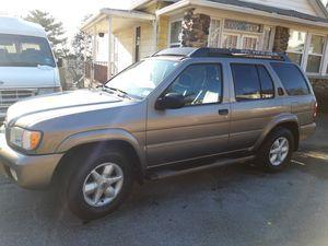 Nissan pathfinder 2001 for Sale in Waterbury, CT