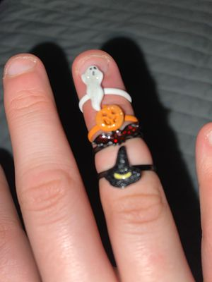 Paparazzi jewelry rings for Sale in Visalia, CA