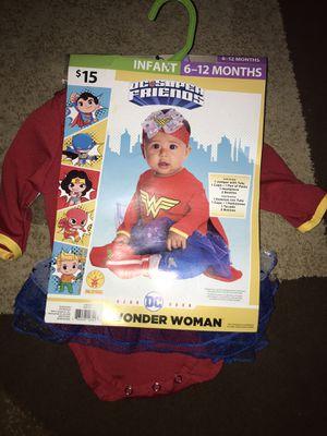 Wonder Woman baby costume for Sale in Marietta, GA