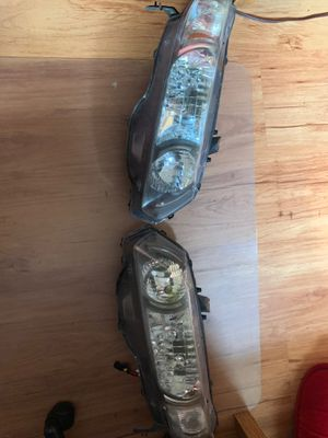 06-11 Honda Civic Coupe headlights for Sale in Oak Forest, IL