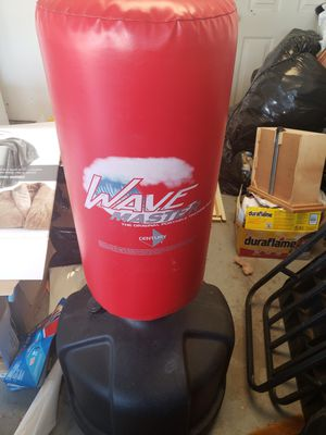 Wave master punching bag for Sale in Parker, CO