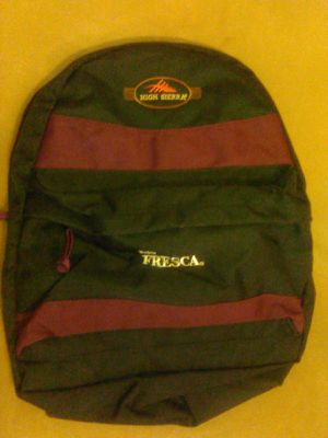 NEW Backpack High Sierra for Sale in Boca Raton, FL