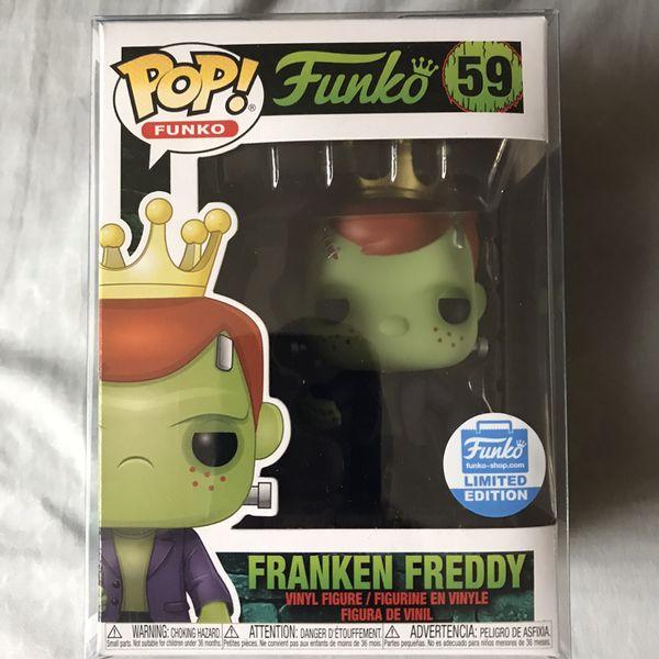 Franken Freddy Funko Pop