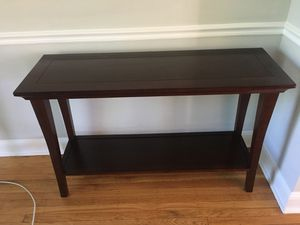 Crate & Barrel Console Table for Sale in Havertown, PA