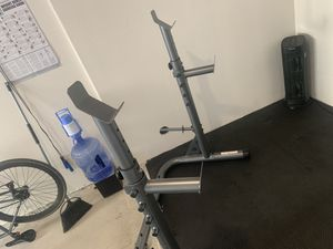 MUST GO TODAY - Golds Gym Rack for Sale in Austin, TX