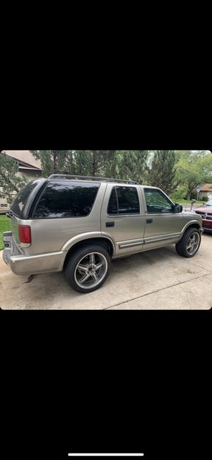 2000 Chevy blazer for Sale in San Antonio, TX
