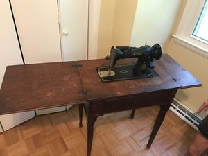 Antique 1940's era sewing machine for Sale in Chesterfield, VA