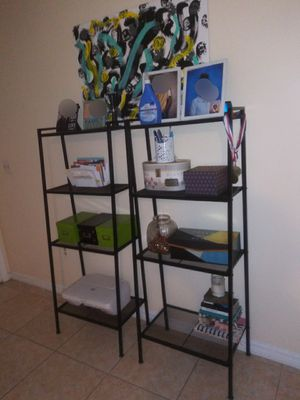 Metal Book shelves for Sale in Kissimmee, FL