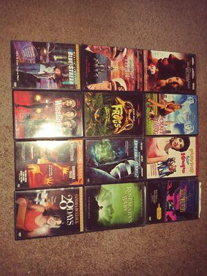Dvds,5 vhs for Sale in Las Vegas, NV