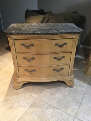 Dresser and nightstand for Sale in La Mirada, CA