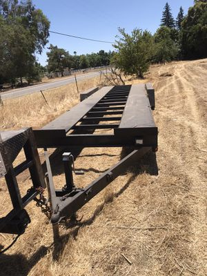 34' two car hauler trailer for Sale in Fresno, CA