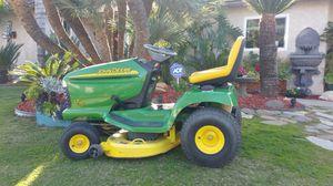 John deere riding mower tractor for Sale in El Cajon, CA