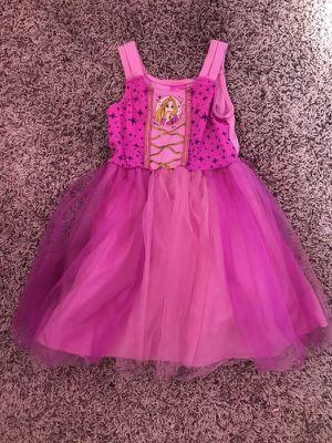 Disney Rapunzel dress 5t for Sale in Grayslake, IL